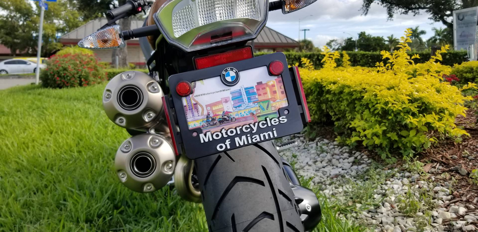 New 2019 BMW R NineT Scrambler for sale, BMW for sale, BMW Motorcycle Café Racer, new BMW Scrambler, Srambler, BMW. BMW Motorcycles of Miami, Motorcycles of Miami - Photo 15