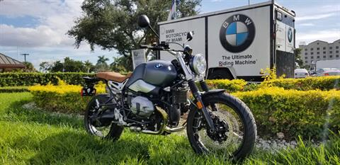 New 2019 BMW R NineT Scrambler for sale, BMW for sale, BMW Motorcycle Café Racer, new BMW Scrambler, Srambler, BMW. BMW Motorcycles of Miami, Motorcycles of Miami - Photo 24