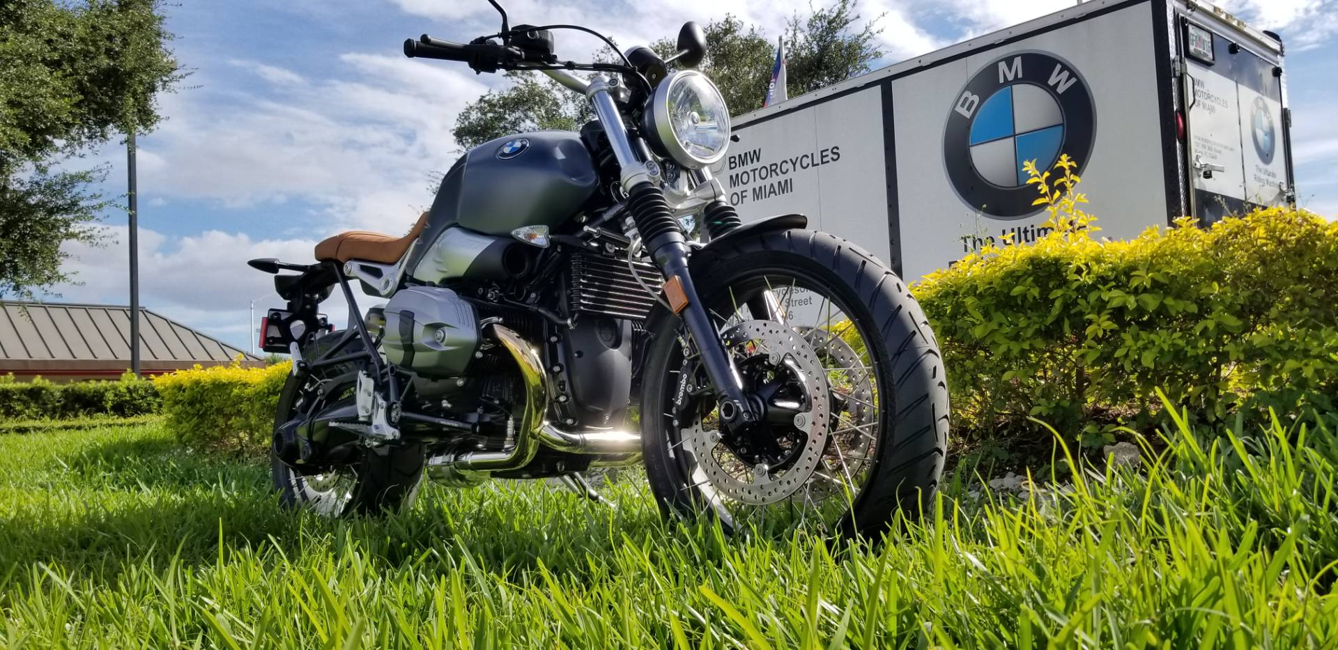 New 2019 BMW R NineT Scrambler for sale, BMW for sale, BMW Motorcycle Café Racer, new BMW Scrambler, Srambler, BMW. BMW Motorcycles of Miami, Motorcycles of Miami - Photo 26