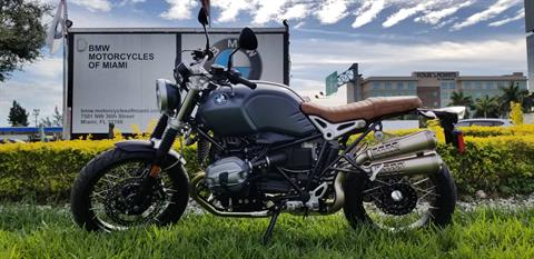 New 2019 BMW R NineT Scrambler for sale, BMW for sale, BMW Motorcycle Café Racer, new BMW Scrambler, Srambler, BMW. BMW Motorcycles of Miami, Motorcycles of Miami - Photo 1