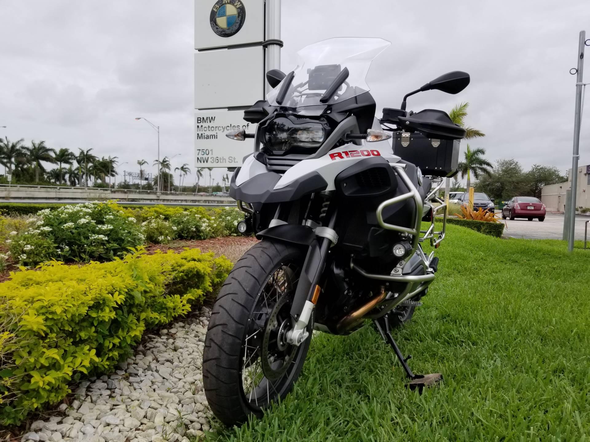 2016 R 1200 GS Adventure