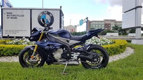 2015 BMW S 1000 R in Miami, Florida