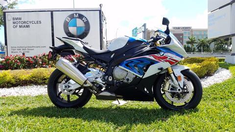 2017 BMW S 1000 RR in Miami, Florida