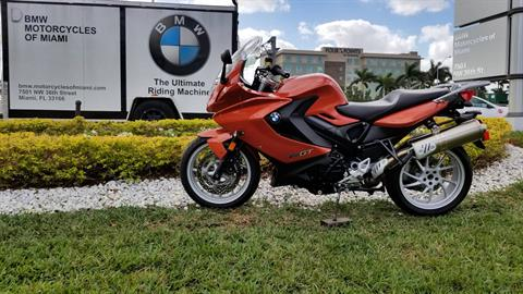2014 BMW F 800 GT in Miami, Florida