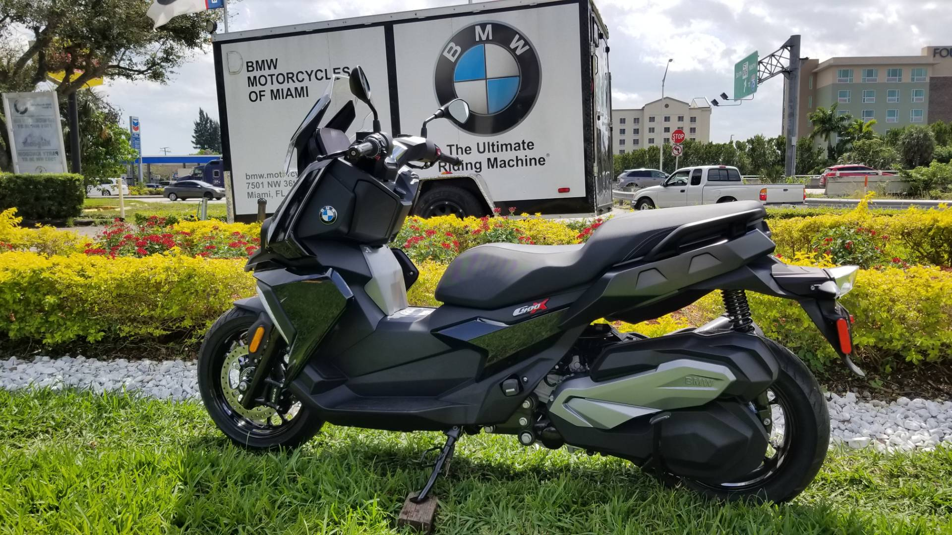 New 2019 BMW C 400 X for sale, BMW C 400X for sale, BMW Scooter, new BMW Scooter, C400X, BMW Motorcycles of Miami, Motorcycles of Miami, Motorcycles Miami, New Motorcycles, Used Motorcycles, pre-owned. #BMWMotorcyclesOfMiami #MotorcyclesOfMiami #MotorcyclesMiami - Photo 7
