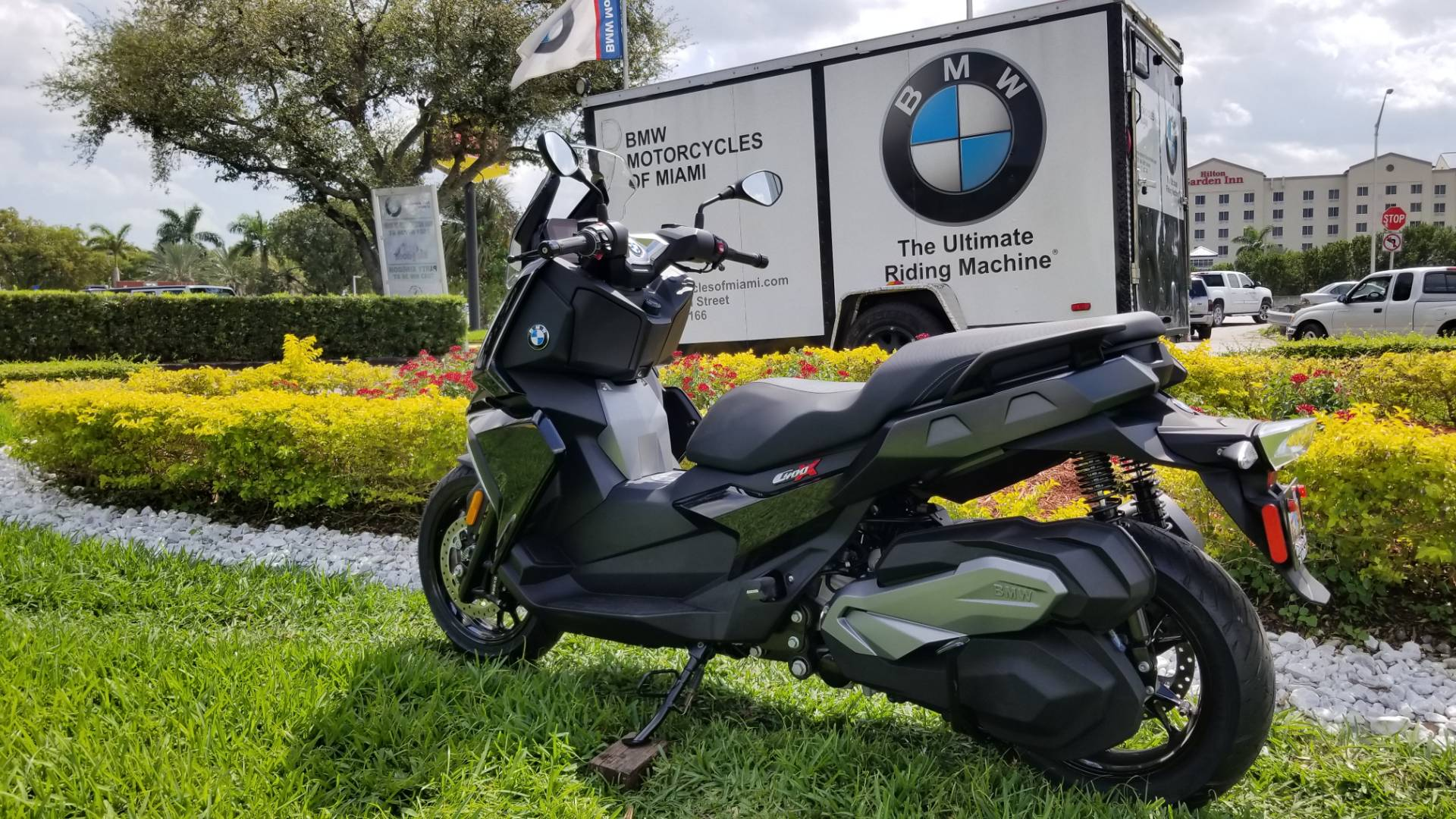 New 2019 BMW C 400 X for sale, BMW C 400X for sale, BMW Scooter, new BMW Scooter, C400X, BMW Motorcycles of Miami, Motorcycles of Miami, Motorcycles Miami, New Motorcycles, Used Motorcycles, pre-owned. #BMWMotorcyclesOfMiami #MotorcyclesOfMiami #MotorcyclesMiami - Photo 8