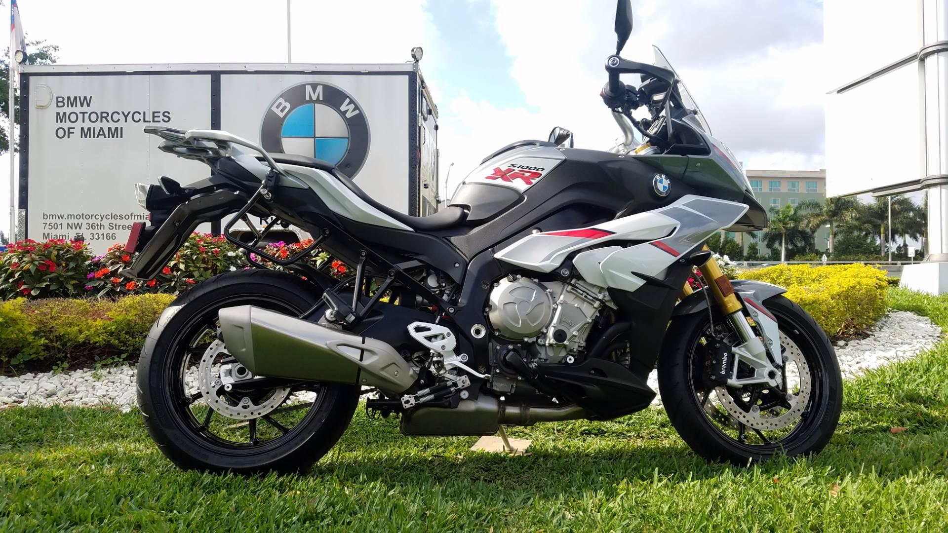 2016 S 1000 XR