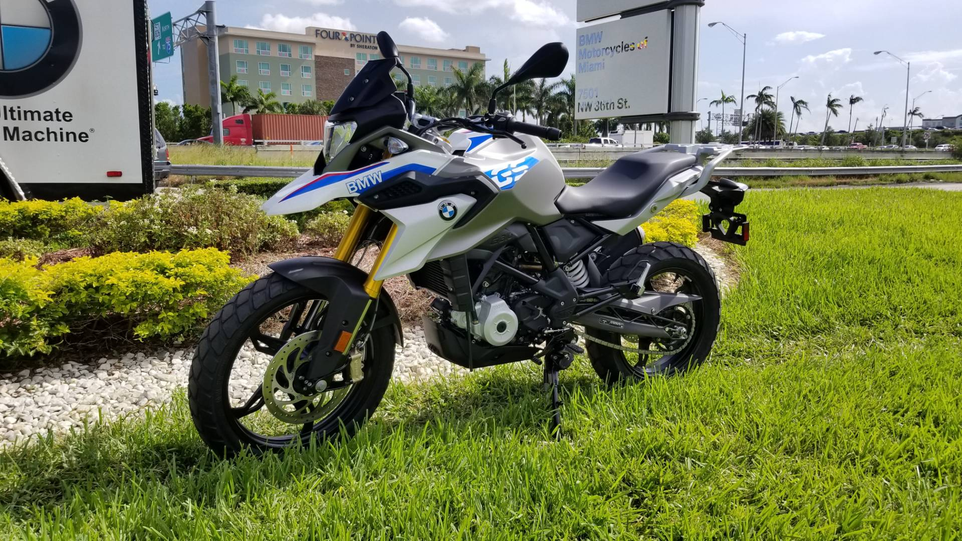 New 2019 BMW G 310 GS for sale, BMW G 310GS for sale, BMW Motorcycle G310GS, new BMW 310, Dual, BMW. BMW Motorcycles of Miami, Motorcycles of Miami, Motorcycles Miami, New Motorcycles, Used Motorcycles, pre-owned. #BMWMotorcyclesOfMiami #MotorcyclesOfMiami - Photo 4