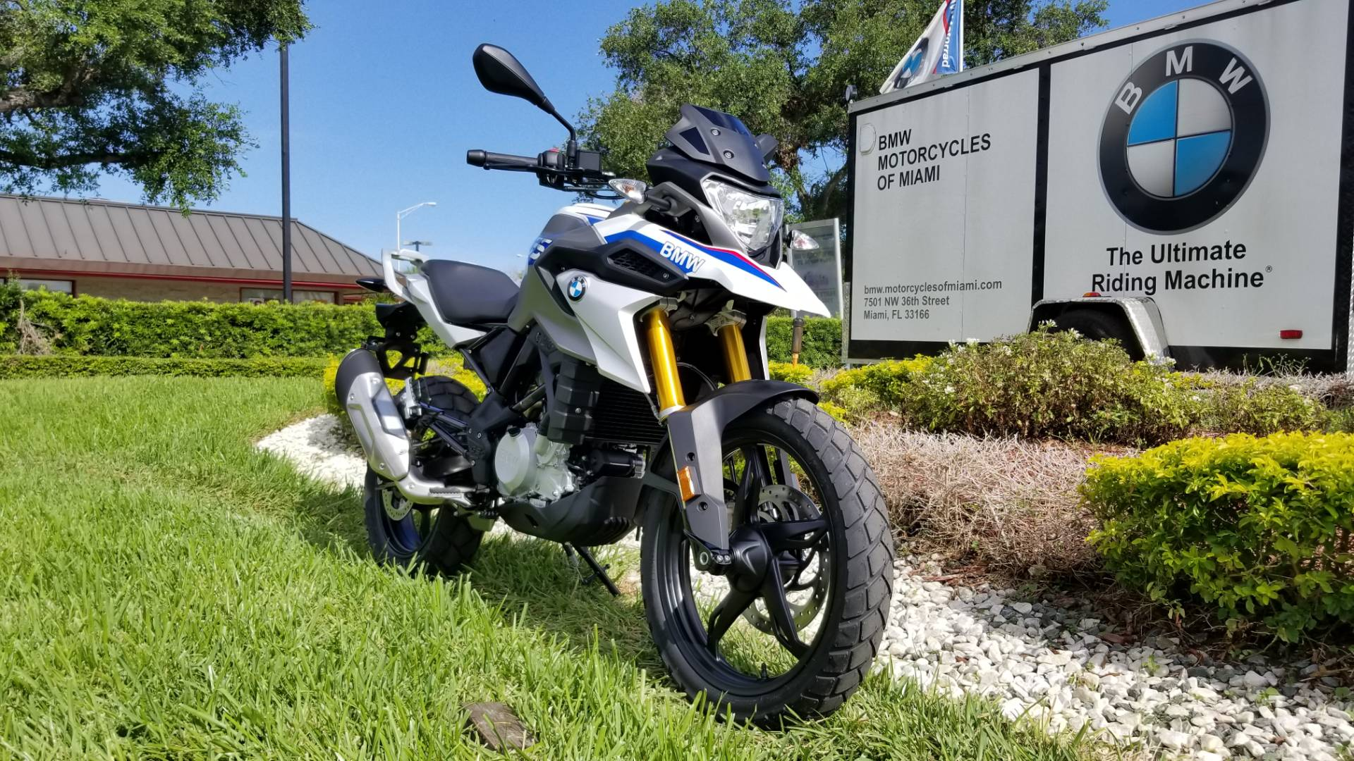 New 2019 BMW G 310 GS for sale, BMW G 310GS for sale, BMW Motorcycle G310GS, new BMW 310, Dual, BMW. BMW Motorcycles of Miami, Motorcycles of Miami, Motorcycles Miami, New Motorcycles, Used Motorcycles, pre-owned. #BMWMotorcyclesOfMiami #MotorcyclesOfMiami - Photo 10