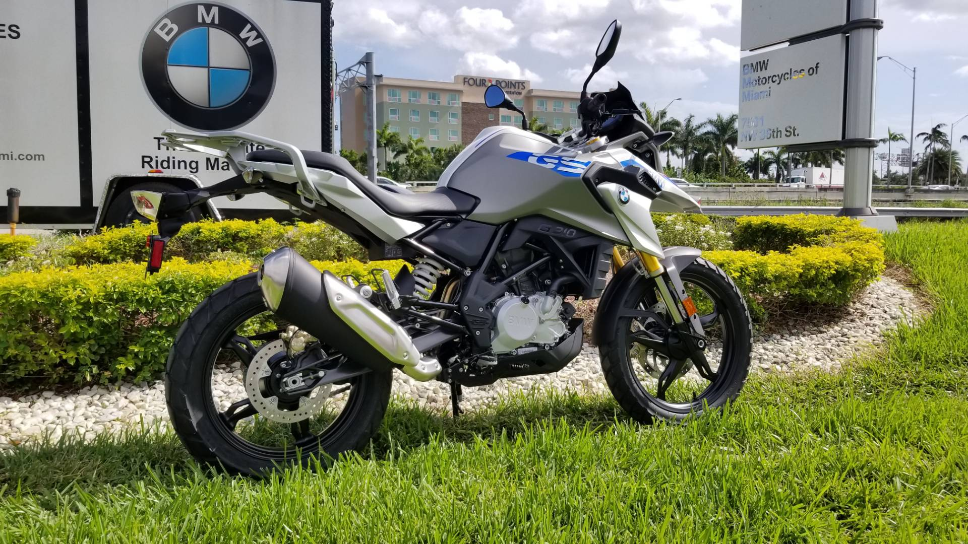 New 2019 BMW G 310 GS for sale, BMW G 310GS for sale, BMW Motorcycle G310GS, new BMW 310, Dual, BMW. BMW Motorcycles of Miami, Motorcycles of Miami, Motorcycles Miami, New Motorcycles, Used Motorcycles, pre-owned. #BMWMotorcyclesOfMiami #MotorcyclesOfMiami - Photo 14