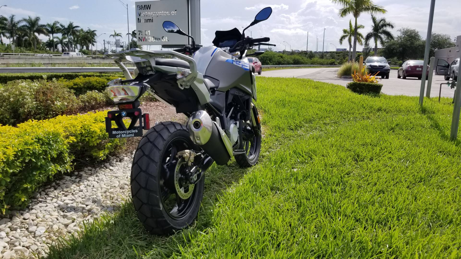 New 2019 BMW G 310 GS for sale, BMW G 310GS for sale, BMW Motorcycle G310GS, new BMW 310, Dual, BMW. BMW Motorcycles of Miami, Motorcycles of Miami, Motorcycles Miami, New Motorcycles, Used Motorcycles, pre-owned. #BMWMotorcyclesOfMiami #MotorcyclesOfMiami - Photo 16