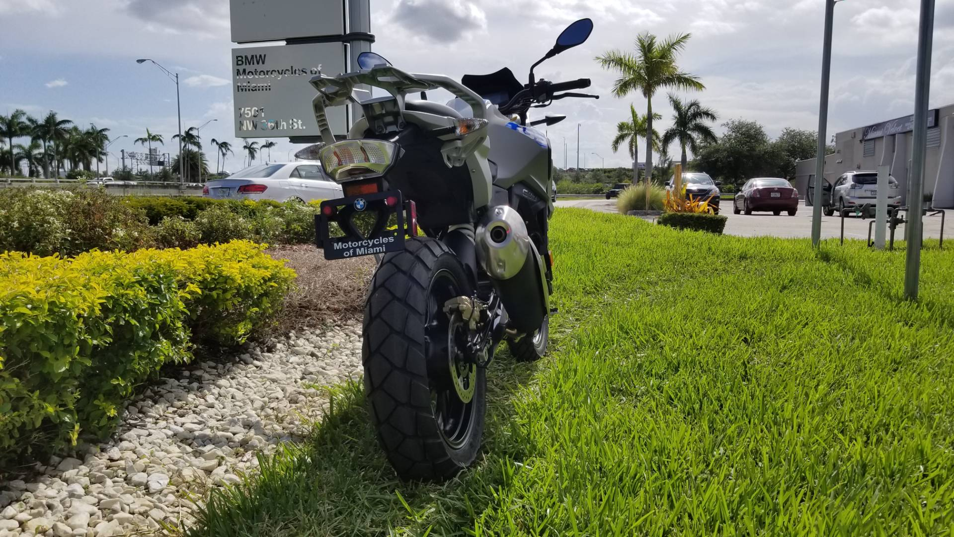 New 2019 BMW G 310 GS for sale, BMW G 310GS for sale, BMW Motorcycle G310GS, new BMW 310, Dual, BMW. BMW Motorcycles of Miami, Motorcycles of Miami, Motorcycles Miami, New Motorcycles, Used Motorcycles, pre-owned. #BMWMotorcyclesOfMiami #MotorcyclesOfMiami - Photo 17