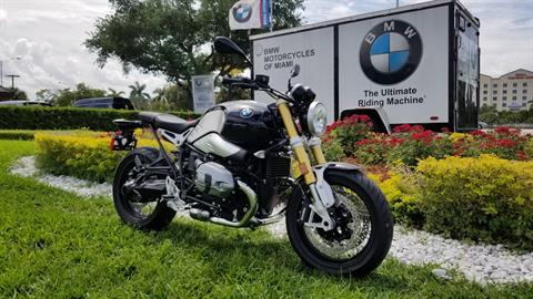 New 2019 BMW R nine T for sale, BMW R nineT for sale, BMW Motorcycle RnineT, BMW Motorcycles of Miami, Motorcycles of Miami, Motorcycles Miami - Photo 1