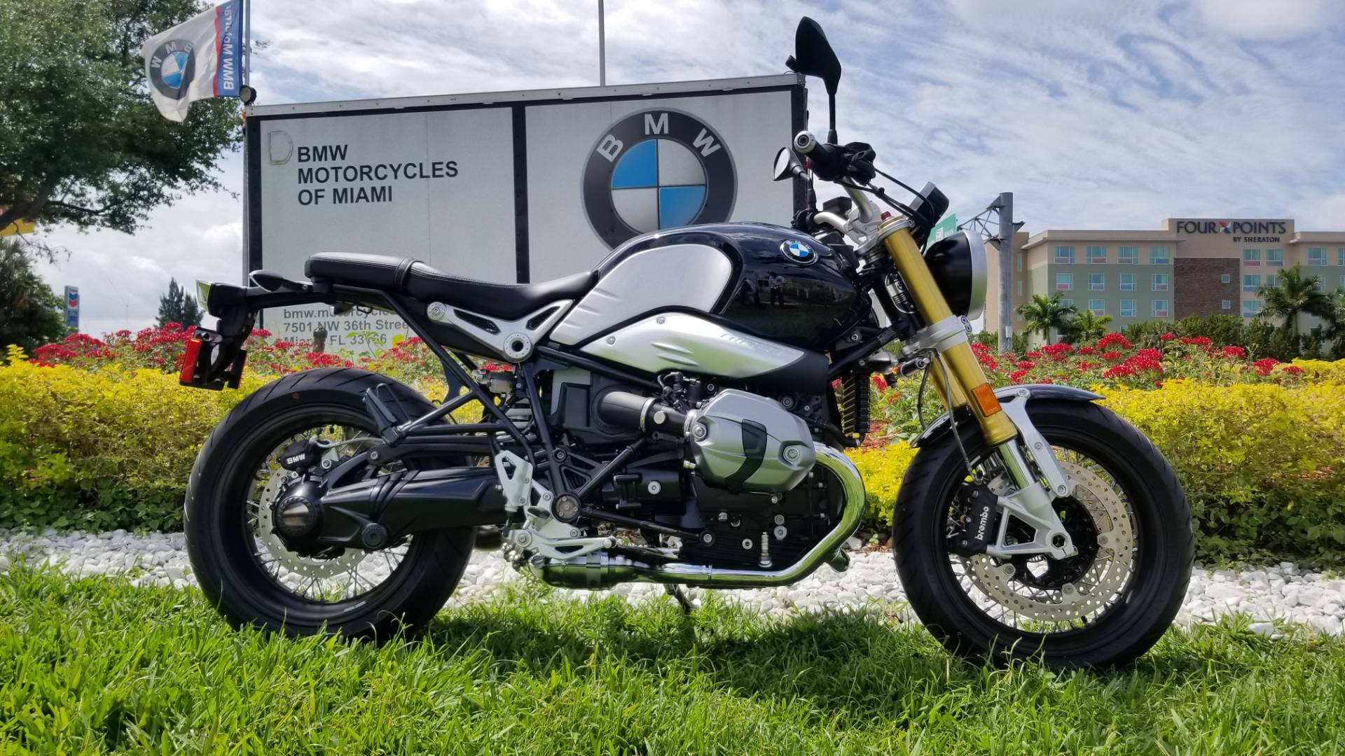 New 2019 BMW R nine T for sale, BMW R nineT for sale, BMW Motorcycle RnineT, BMW Motorcycles of Miami, Motorcycles of Miami, Motorcycles Miami - Photo 17