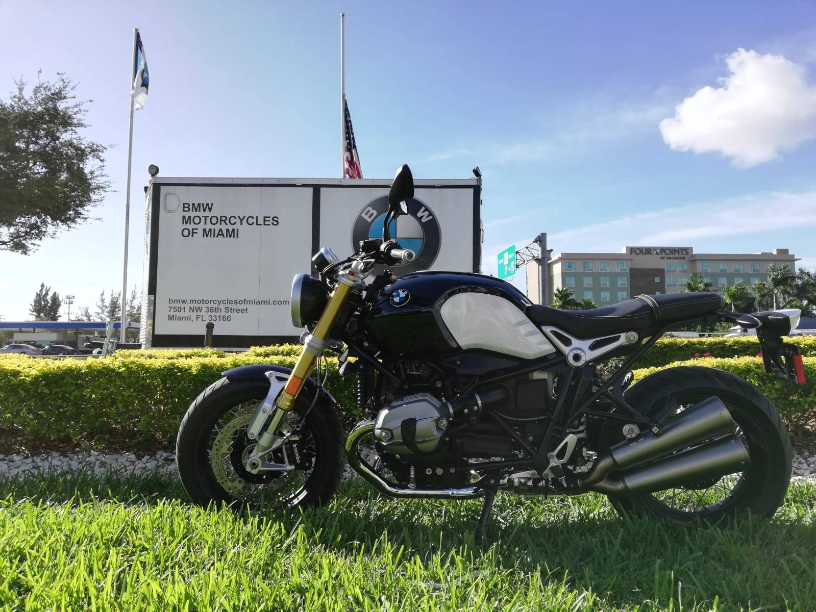 New 2019 Bmw R Ninet Motorcycles In Miami Fl