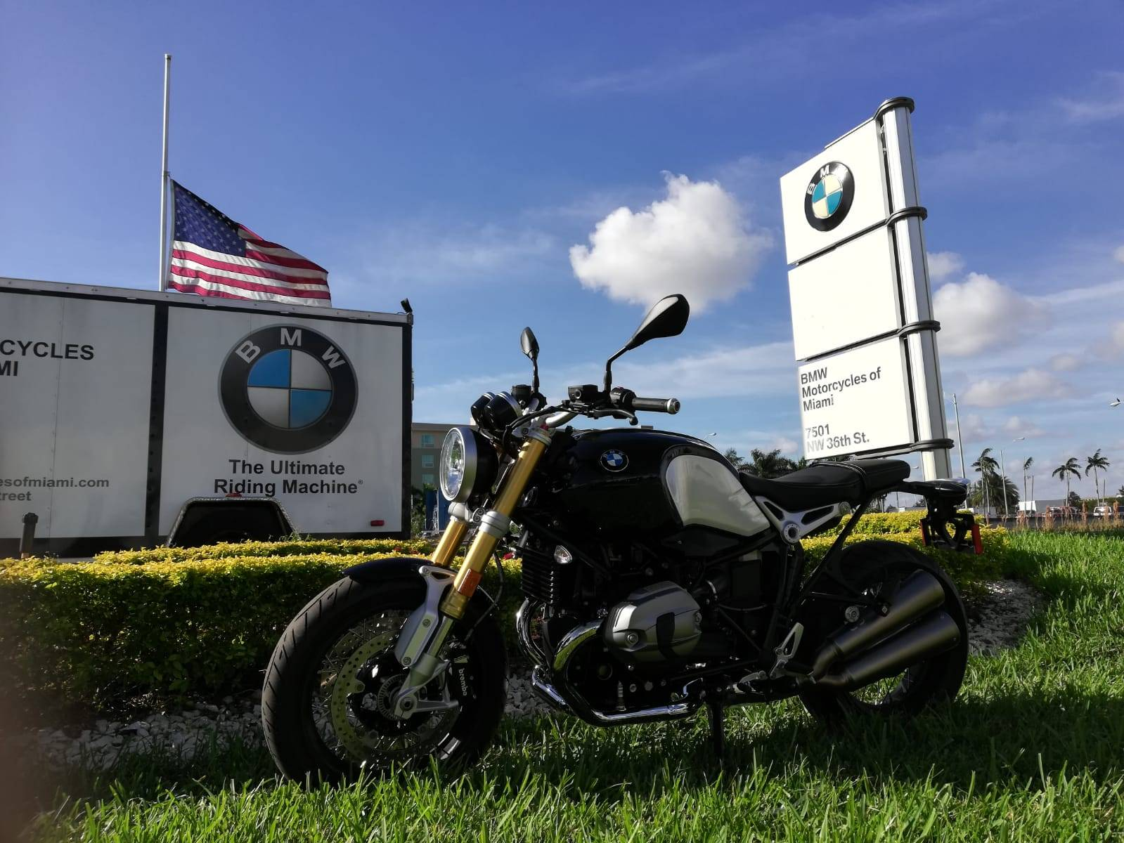 New 2019 BMW R NineT for sale, BMW for sale, BMW Motorcycle Café Racer, new BMW Caffe, Cafe Racer, BMW - Photo 4