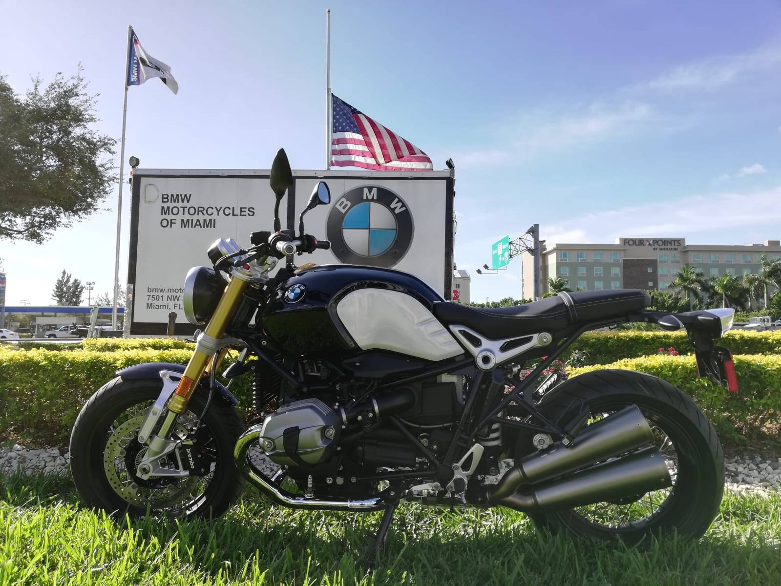 New 2019 BMW R NineT for sale, BMW for sale, BMW Motorcycle Café Racer, new BMW Caffe, Cafe Racer, BMW - Photo 5