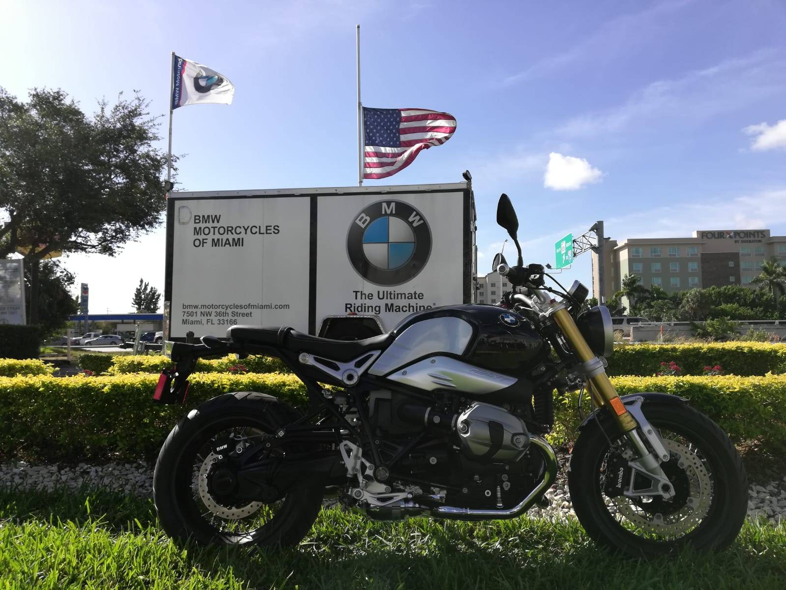 New 2019 BMW R NineT for sale, BMW for sale, BMW Motorcycle Café Racer, new BMW Caffe, Cafe Racer, BMW - Photo 11