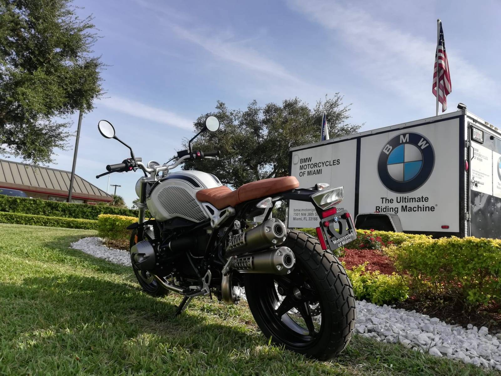 New 2019 BMW R nine T Scrambler for sale, BMW Scrambler for sale, BMW Motorcycle Scrambler, Scrambler, BMW Motorcycles of Miami, Motorcycles of Miami, Motorcycles Miami, New Motorcycles, Used Motorcycles, pre-owned. #BMWMotorcyclesOfMiami #MotorcyclesOfMiami. - Photo 7