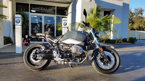 2017 BMW R nineT Pure in Miami, Florida