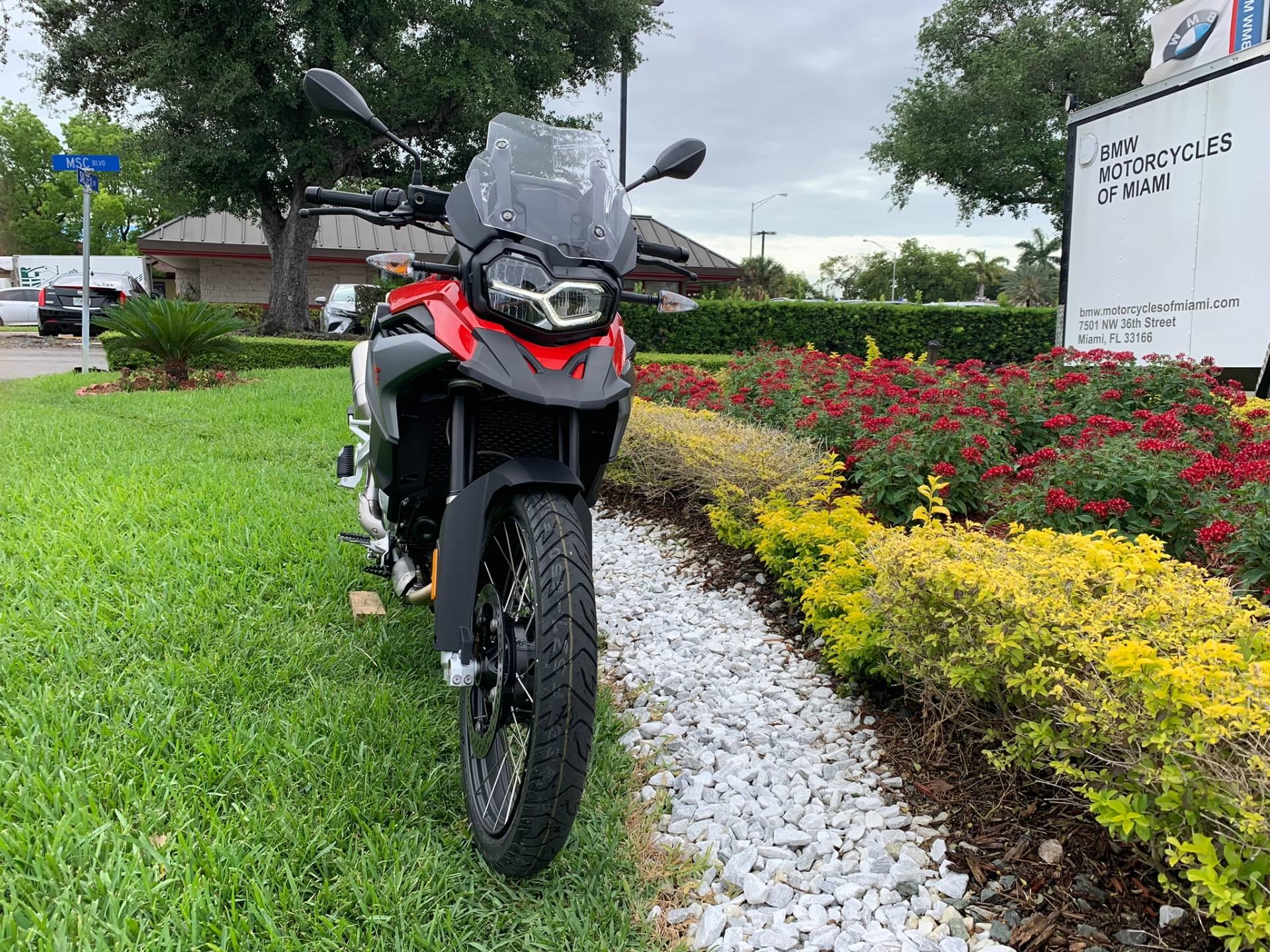 2019 BMW F 850 GS in Miami, Florida