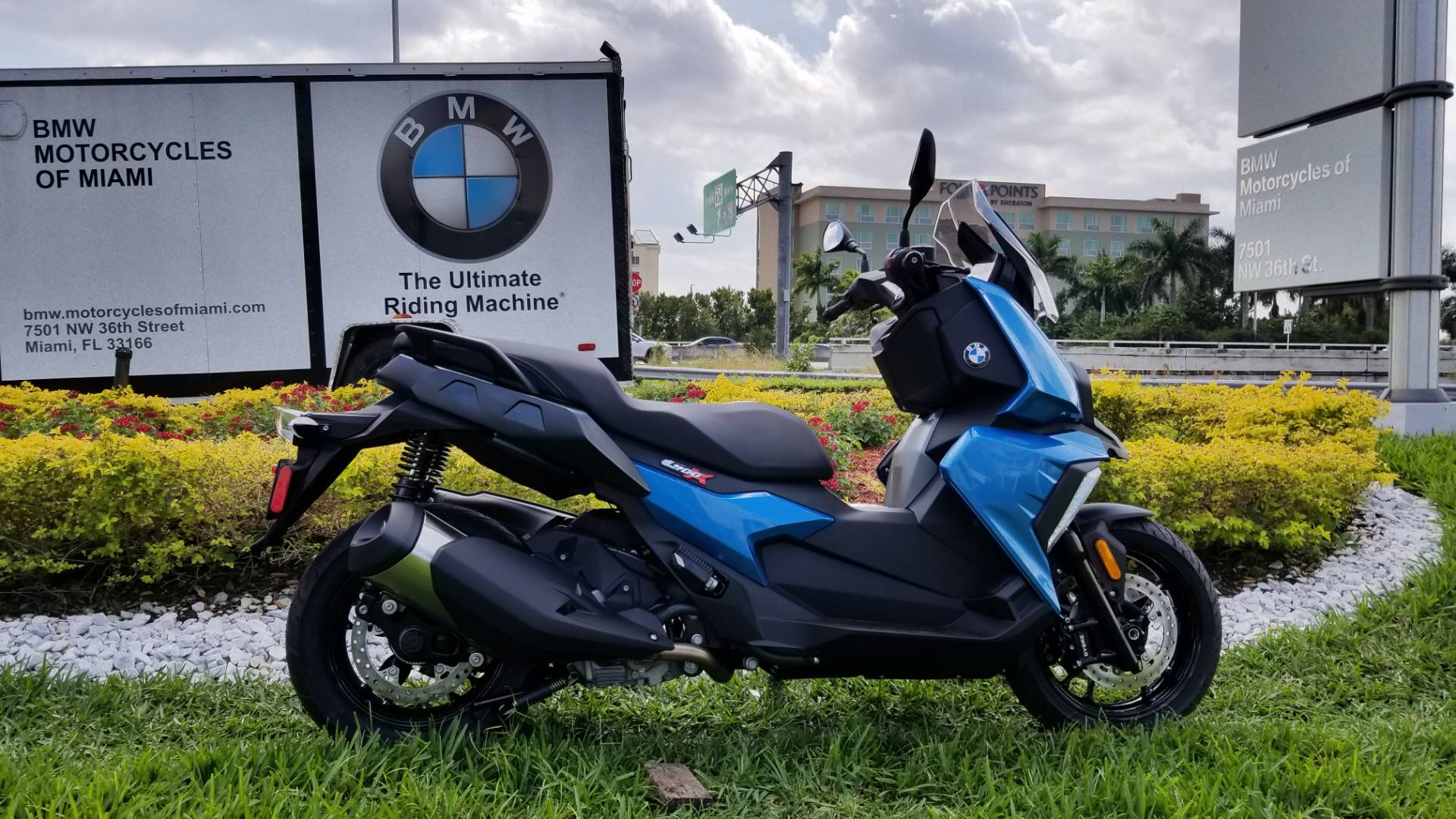 New 2019 BMW C 400 X for sale, BMW C 400X for sale, BMW Scooter, new BMW Scooter, C400X, BMW Motorcycles of Miami, Motorcycles of Miami, Motorcycles Miami - Photo 14