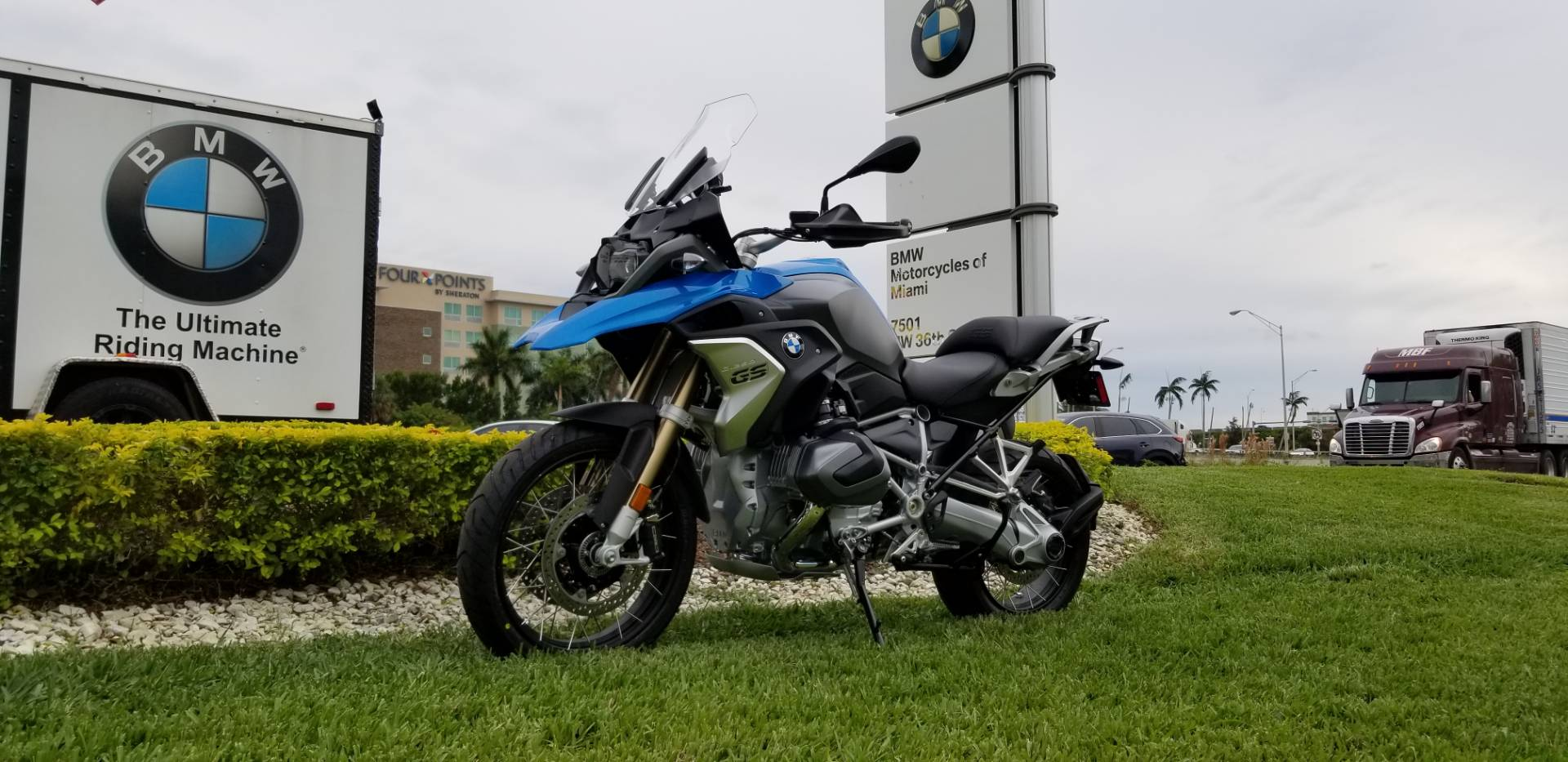 New 2019 BMW R 1250 GS for sale, BMW for sale R 1250GS, BMW Motorcycle R1250GS, new BMW 1250GS, R1250GS, BMW. BMW Motorcycles of Miami, Motorcycles of Miami - Photo 9