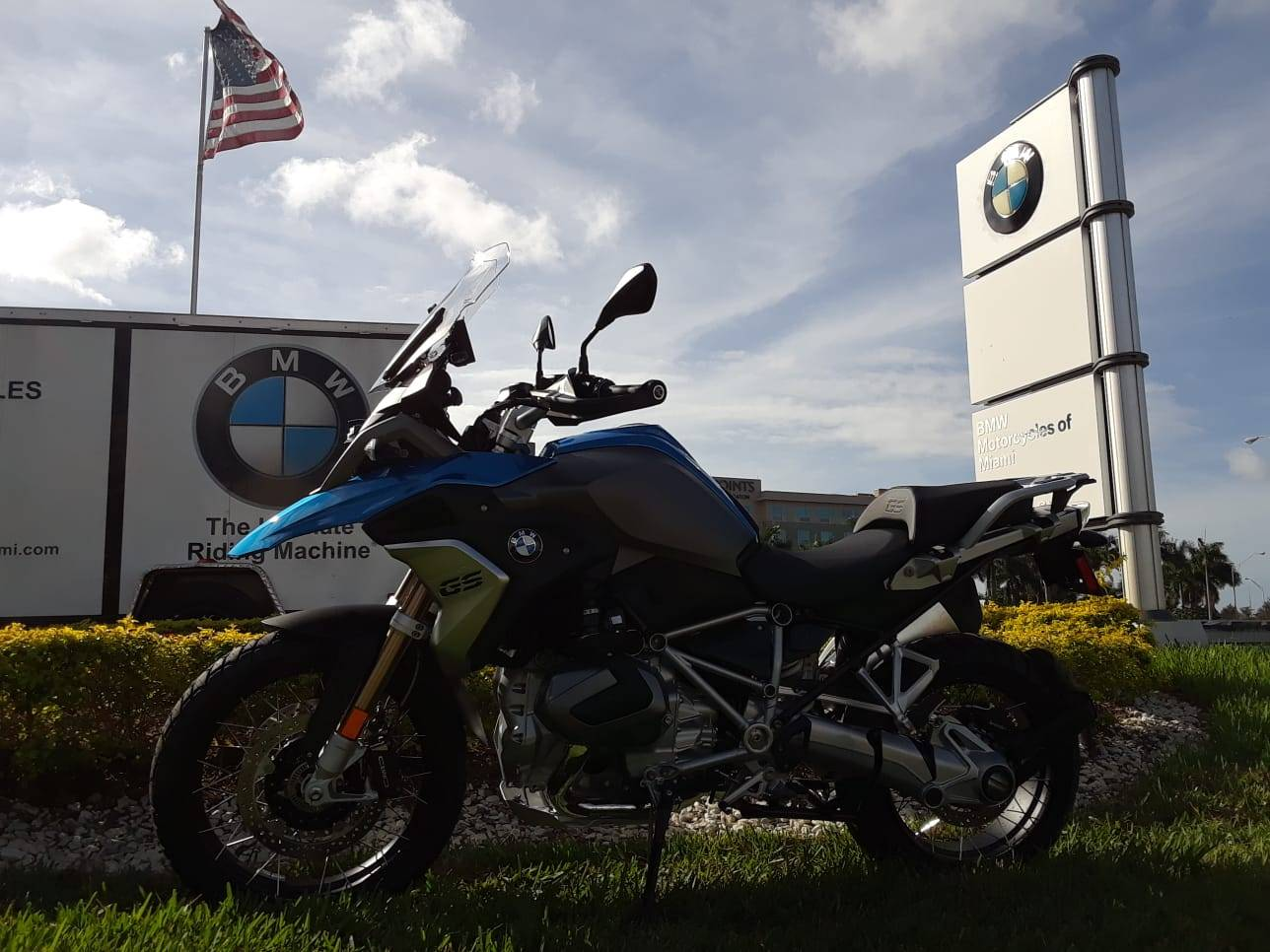 New 2019 BMW R 1250 GS for sale, New BMW R 1250GS, BMW R1250GS for sale, 1250GS, R1250GS, BMW Motorcycles of Miami, Motorcycles of Miami. Motorcycles Miami - Photo 8