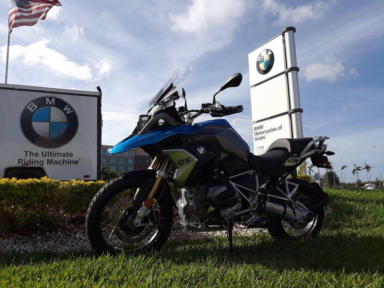 New 2019 BMW R 1250 GS for sale, New BMW R 1250GS, BMW R1250GS for sale, 1250GS, R1250GS, BMW Motorcycles of Miami, Motorcycles of Miami. Motorcycles Miami - Photo 10