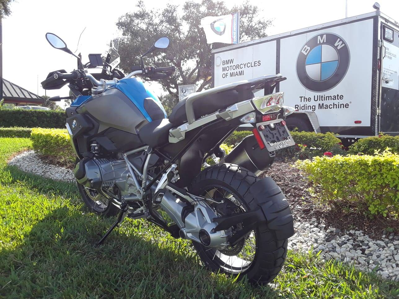 New 2019 BMW R 1250 GS for sale, New BMW R 1250GS, BMW R1250GS for sale, 1250GS, R1250GS, BMW Motorcycles of Miami, Motorcycles of Miami. Motorcycles Miami - Photo 12