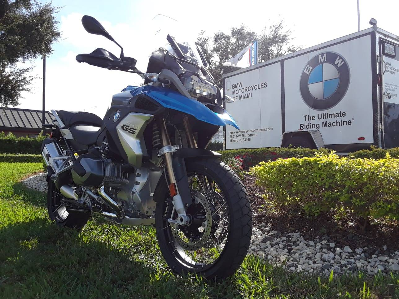 New 2019 BMW R 1250 GS for sale, New BMW R 1250GS, BMW R1250GS for sale, 1250GS, R1250GS, BMW Motorcycles of Miami, Motorcycles of Miami. Motorcycles Miami - Photo 14