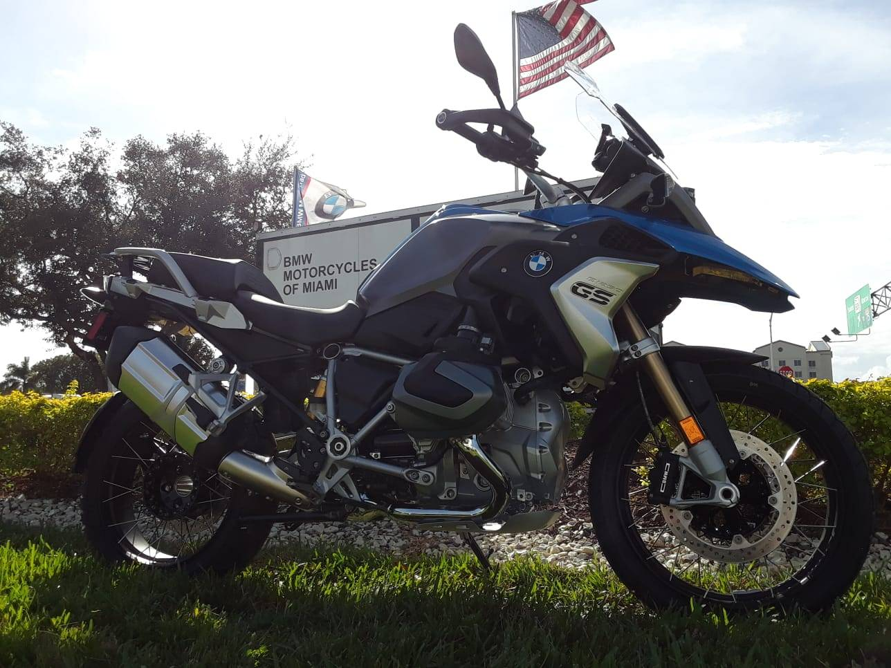 New 2019 BMW R 1250 GS for sale, New BMW R 1250GS, BMW R1250GS for sale, 1250GS, R1250GS, BMW Motorcycles of Miami, Motorcycles of Miami. Motorcycles Miami - Photo 17