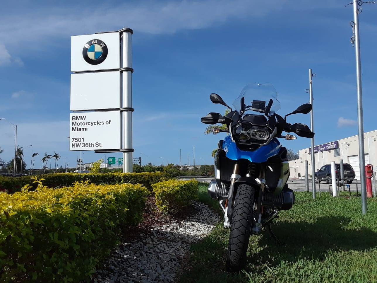 New 2019 BMW R 1250 GS for sale, New BMW R 1250GS, BMW R1250GS for sale, 1250GS, R1250GS, BMW Motorcycles of Miami, Motorcycles of Miami. Motorcycles Miami - Photo 1