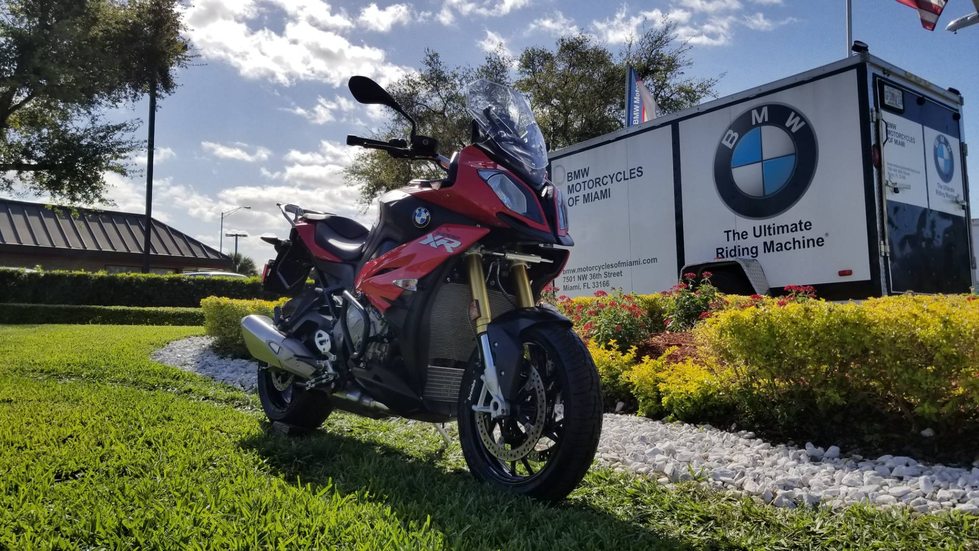 Used 2016 BMW S 1000 XR For Sale, Pre Owned BMW S 1000XR For Sale, Pre-Owned BMW Motorcycle S1000XR, BMW Motorcycle, S 1000 XR, DUAL, BMW - Photo 1