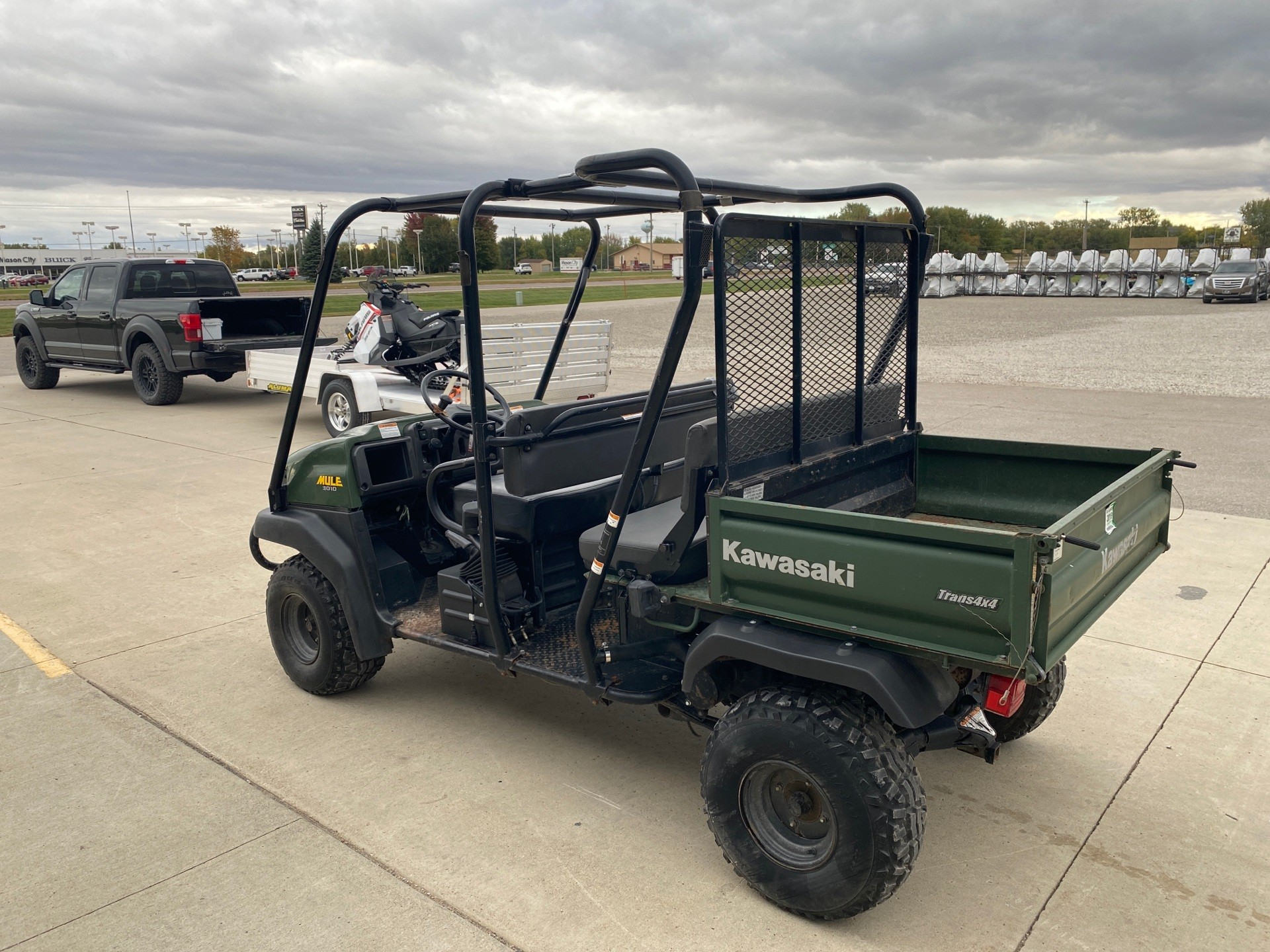 2005 Kawasaki MULE™ 3010 4x4 in Mason City, Iowa - Photo 2