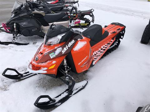 "2015 Ski-Doo Summit® X® 154 800R E-TEC®, PowderMax 2.5"" in Mason City, Iowa - Photo 1"