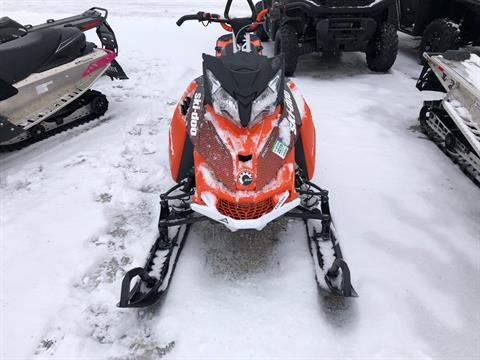 "2015 Ski-Doo Summit® X® 154 800R E-TEC®, PowderMax 2.5"" in Mason City, Iowa - Photo 2"