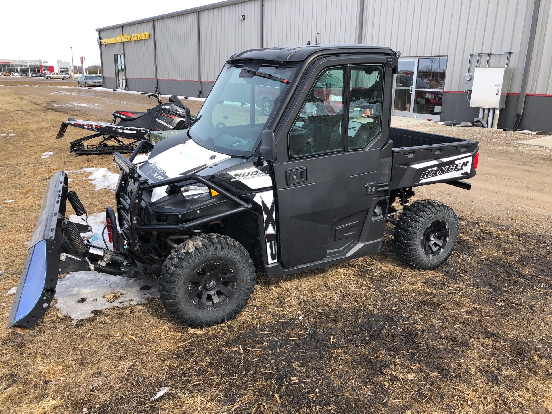 2015 Polaris Ranger XP 900 EPS 1
