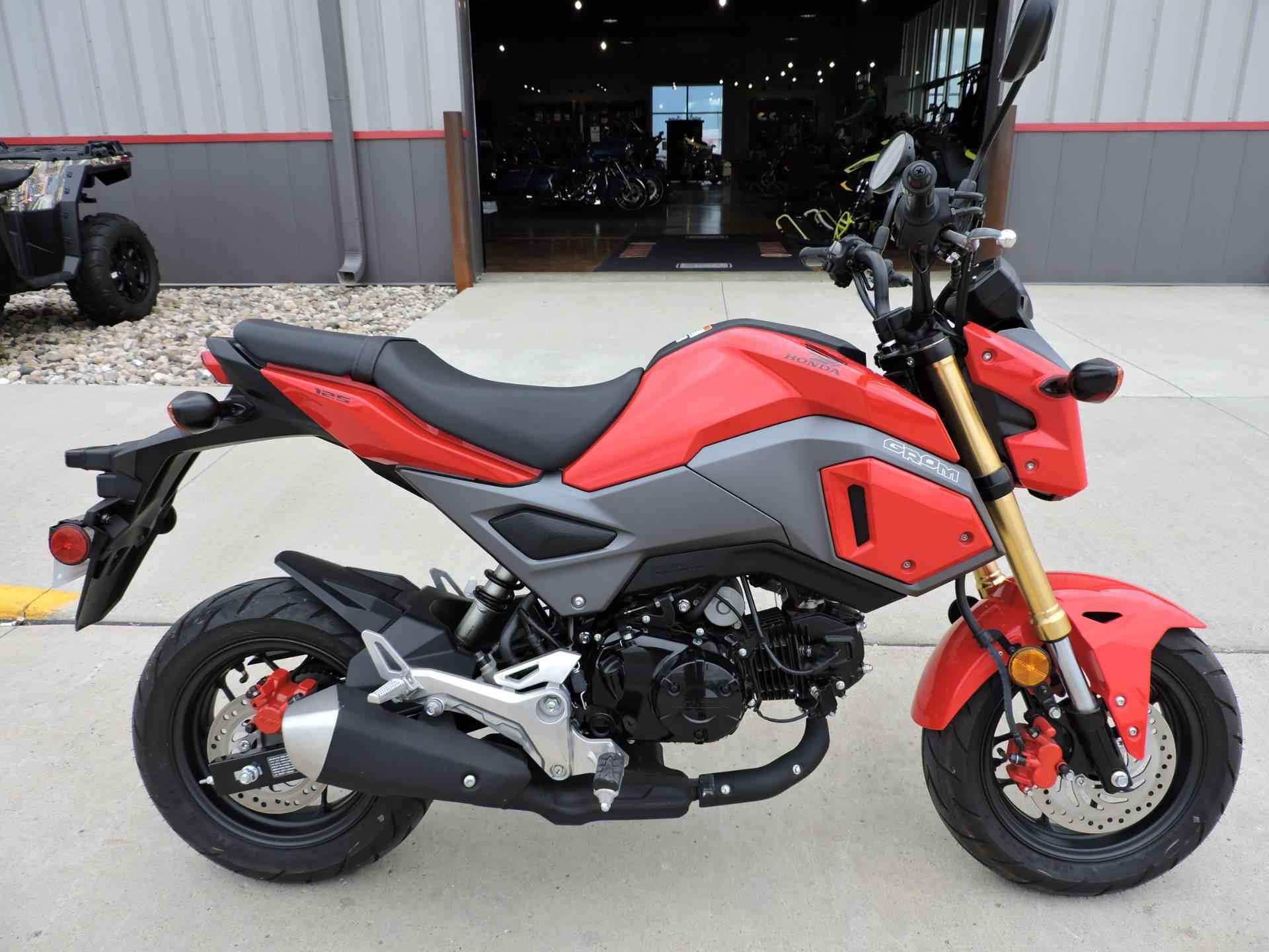 Used 2017 Honda Grom Motorcycles In