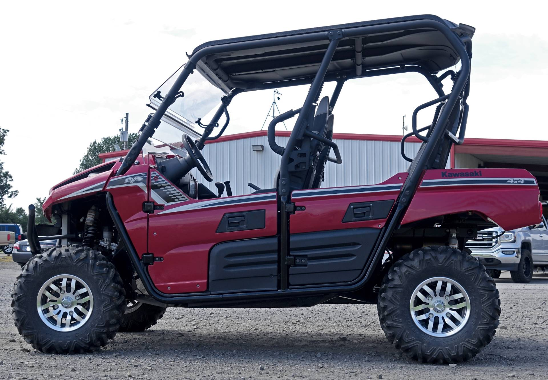 2012 Teryx4 750 4x4 EPS LE