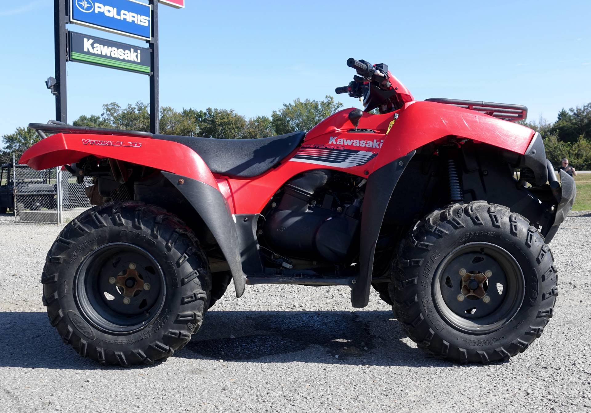 2008 Brute Force 650 4x4