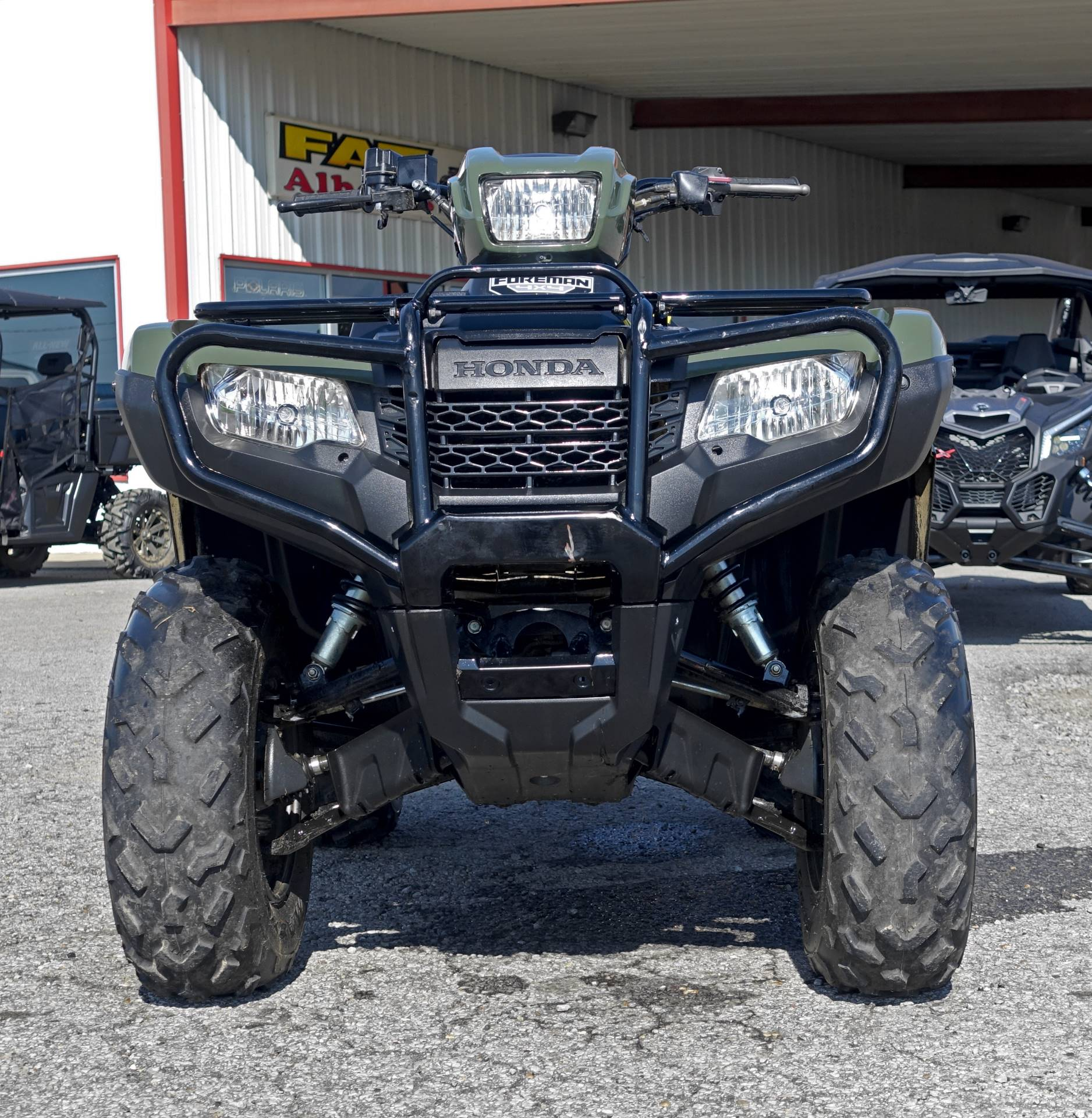 2015 FourTrax Foreman 4x4