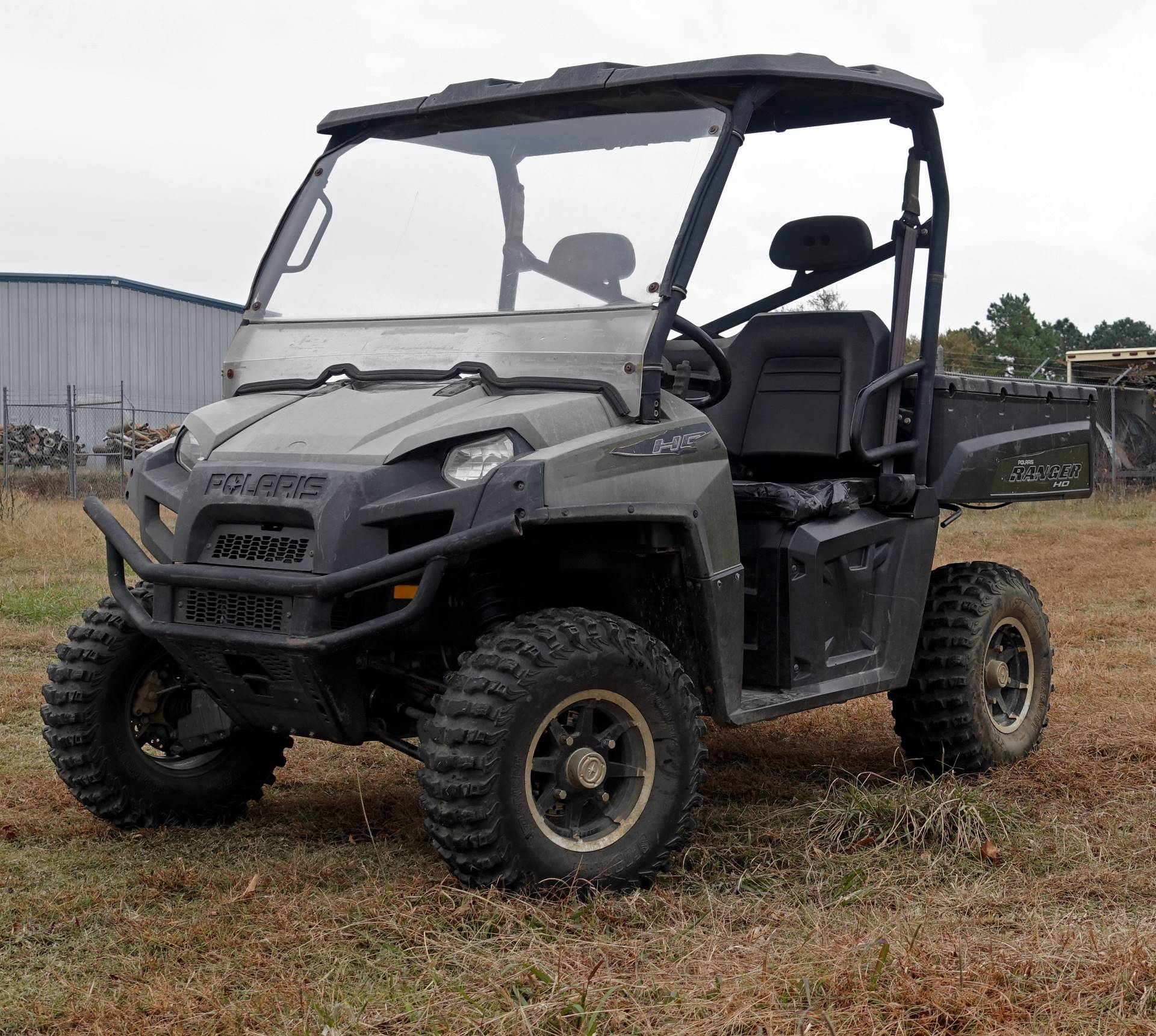 2010 Polaris Ranger® HD 800 EFI in Poteau, Oklahoma