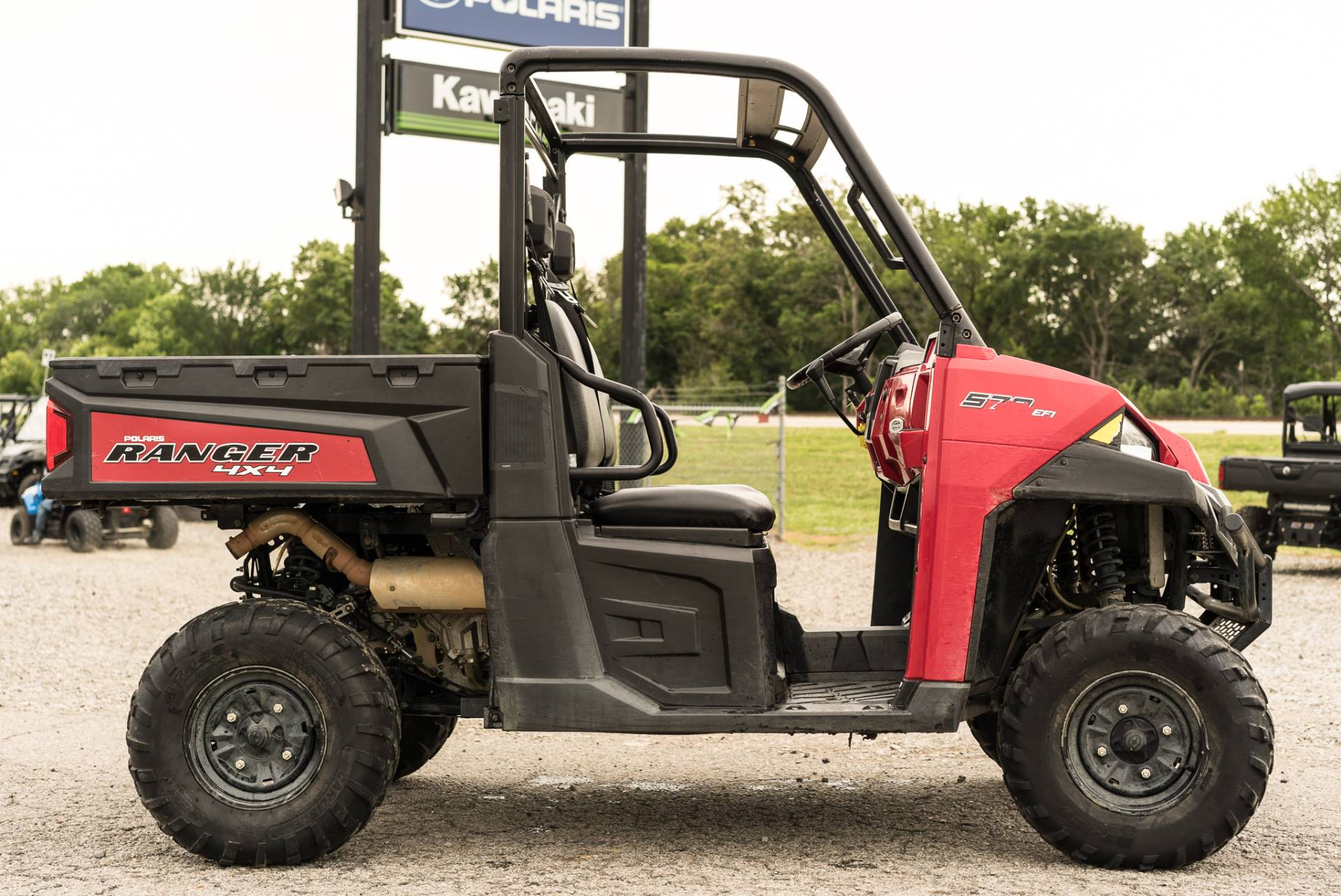 2015 Polaris Ranger570 Full Size 1
