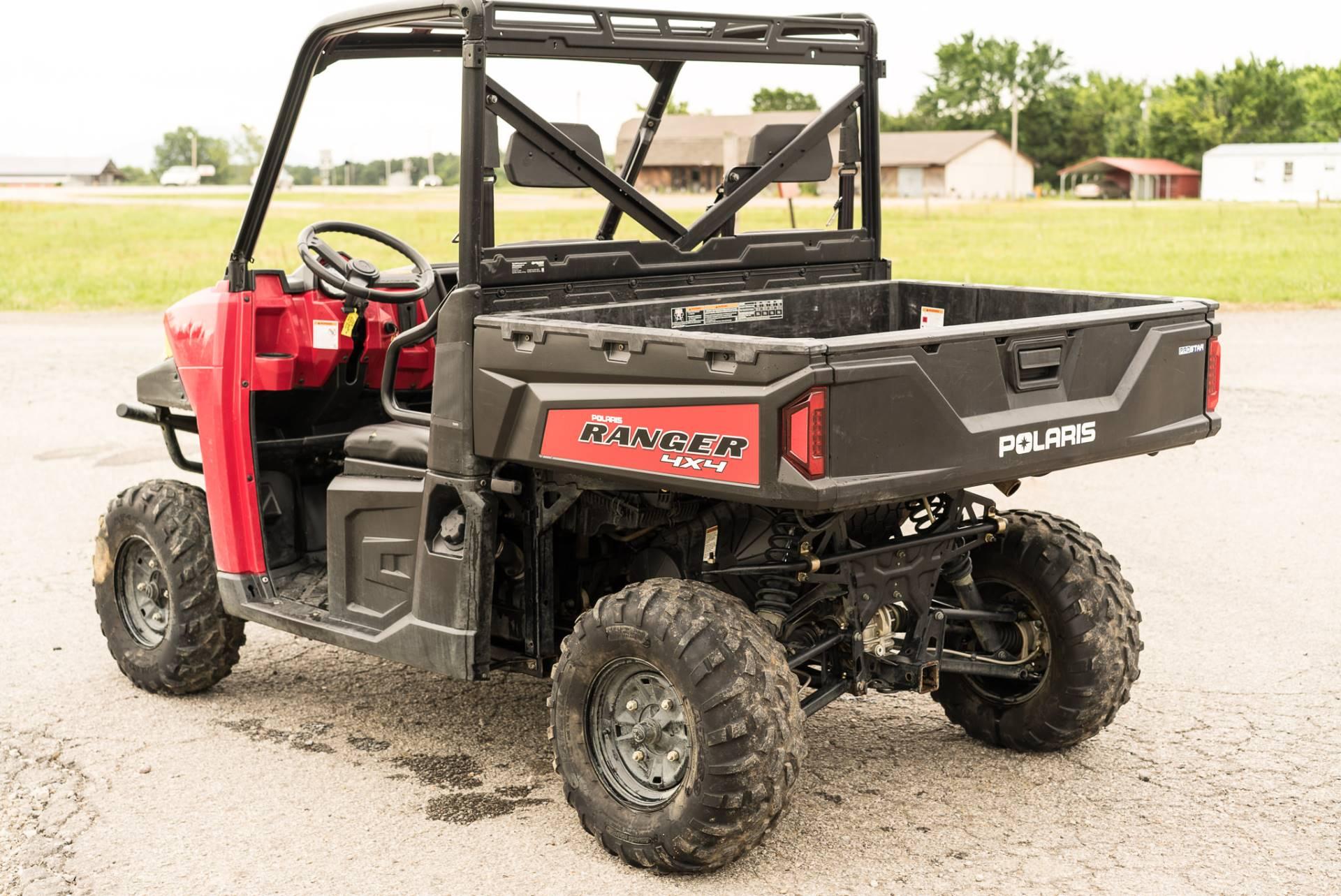 2015 Polaris Ranger570 Full Size 5