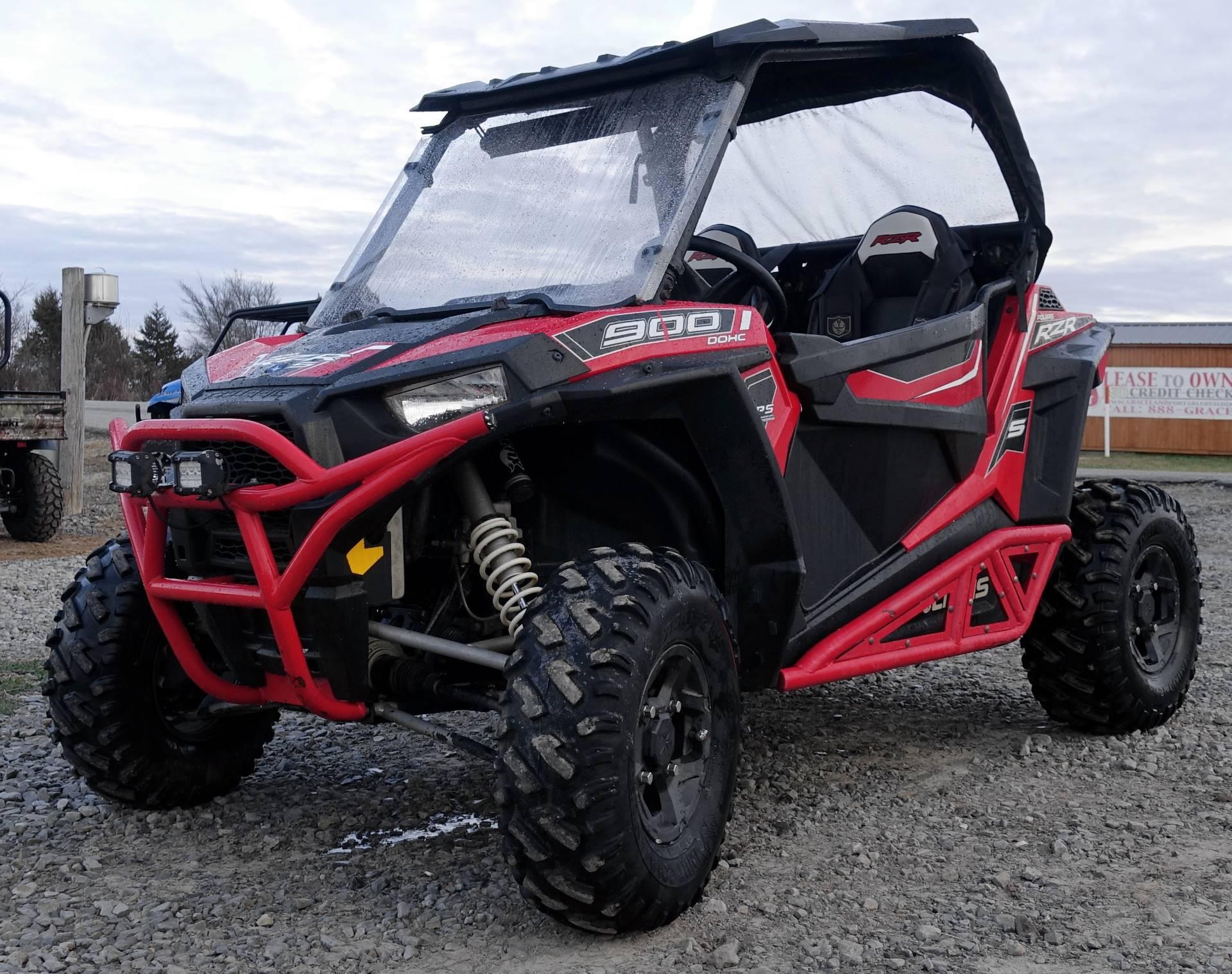 2015 RZR S 900 EPS