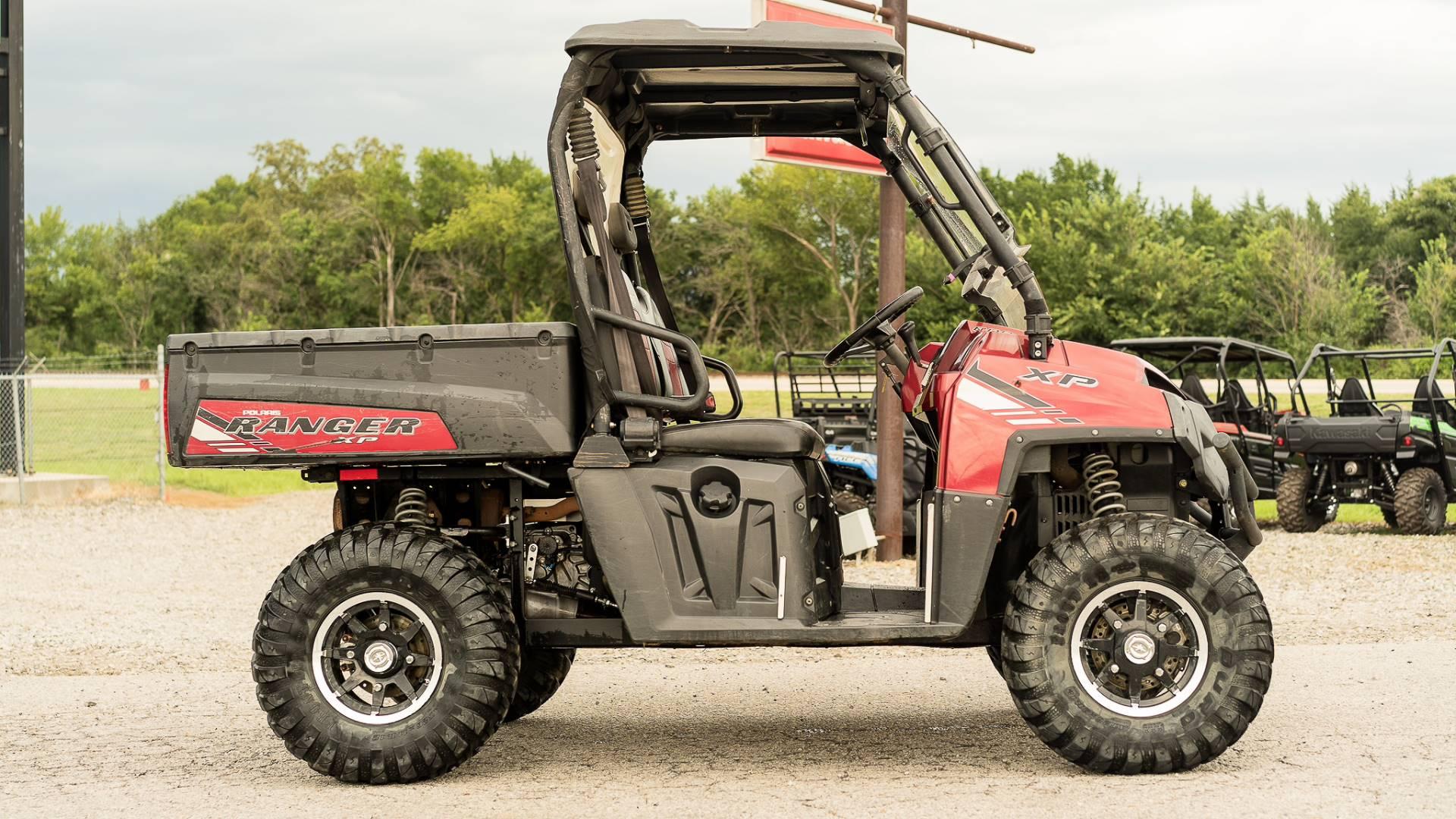 2012 Ranger XP 800 EPS LE