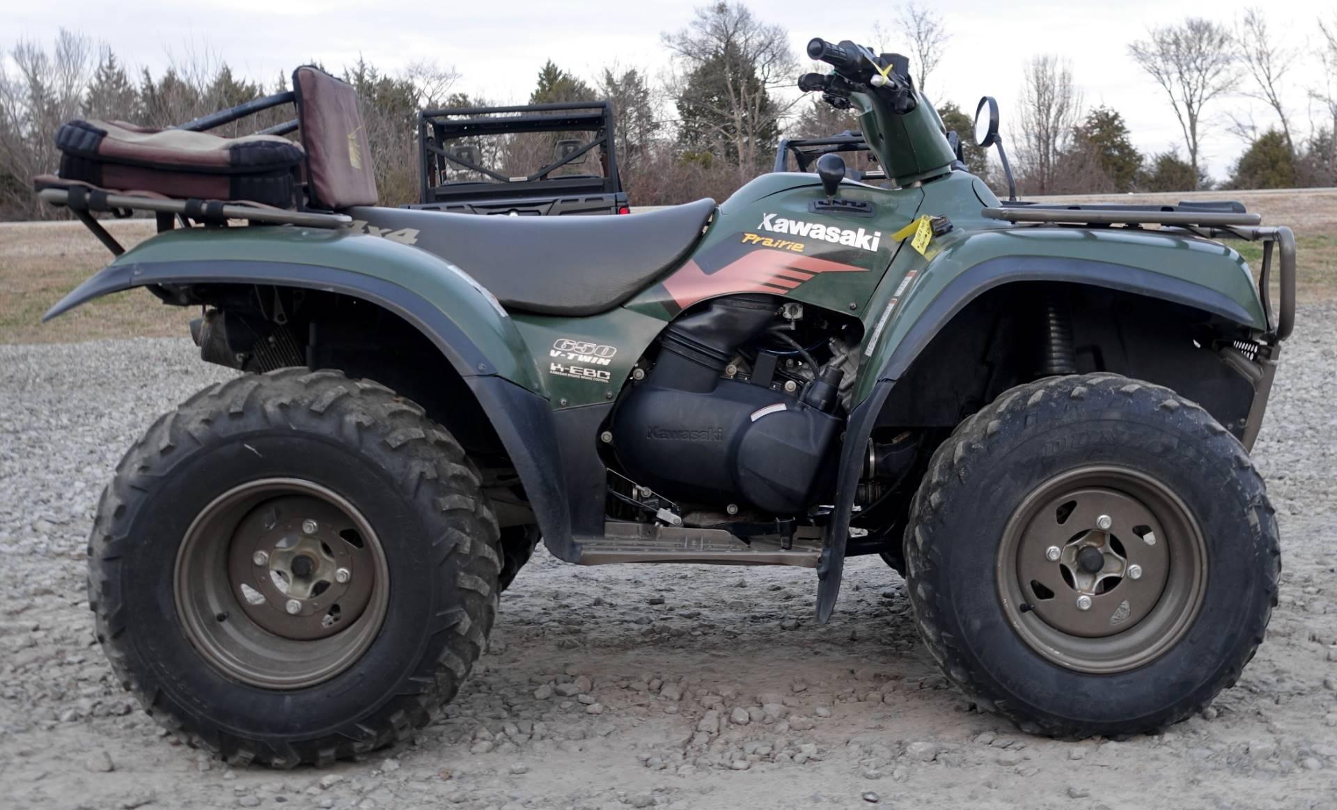 2002 Prairie 650 4x4