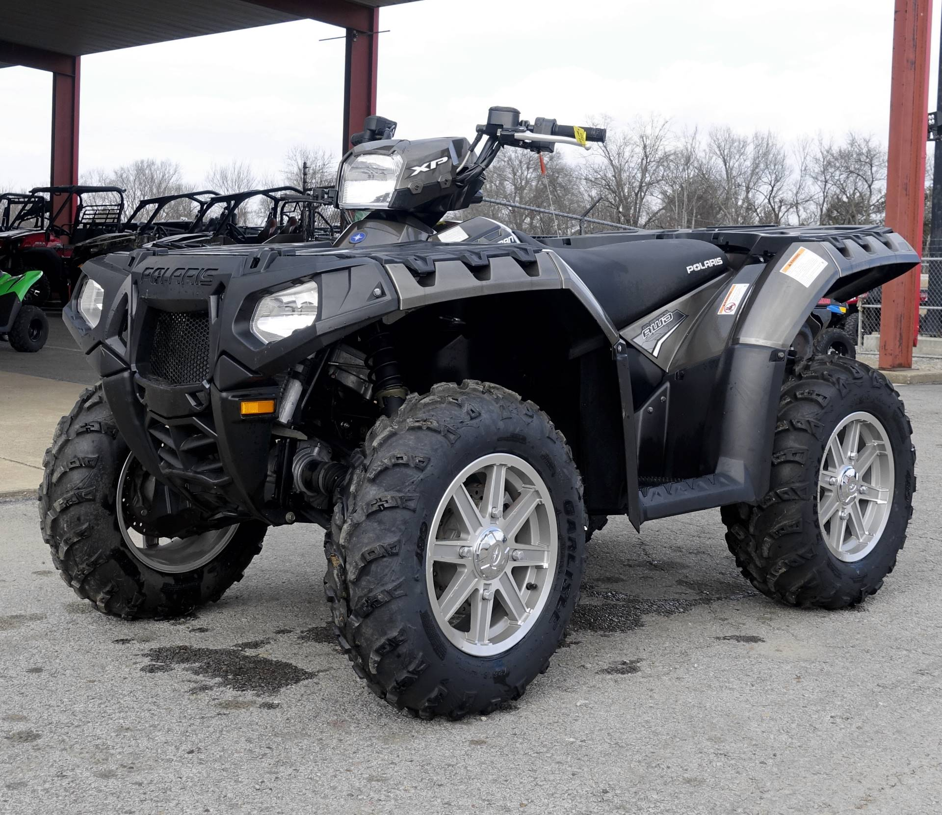2012 Sportsman XP 850 H.O. EPS