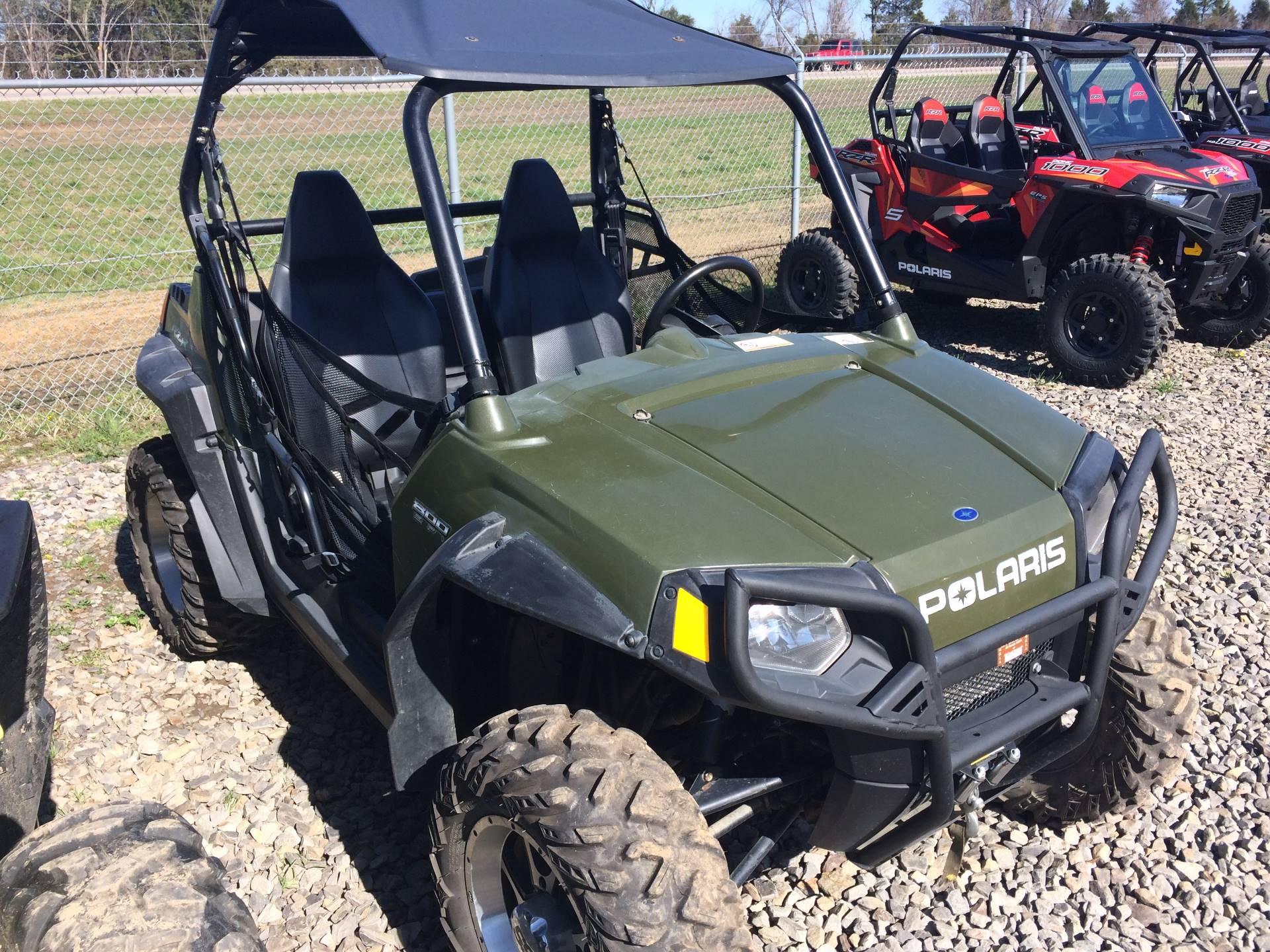 2008 Ranger RZR
